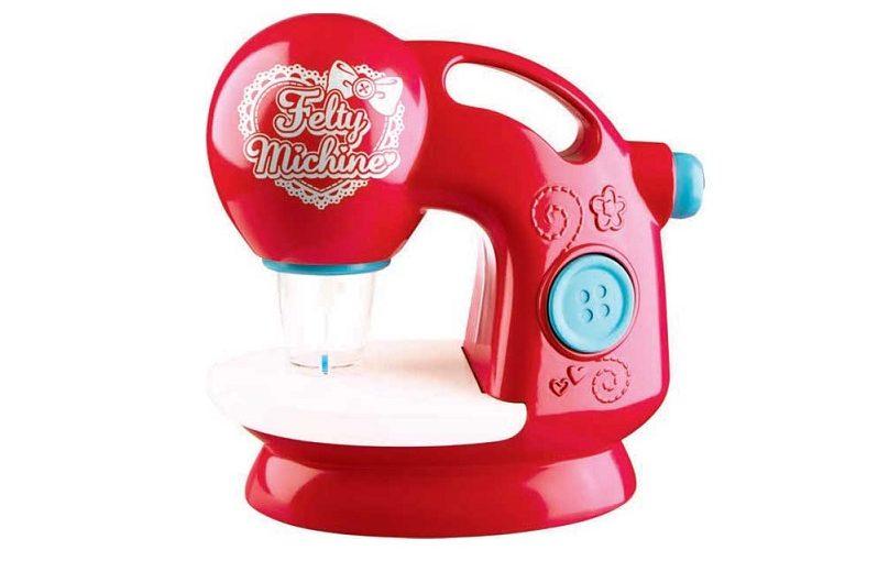 【クリスマスプレゼントに悩んだら】女の子に大人気のフェルティミシンです♪♪